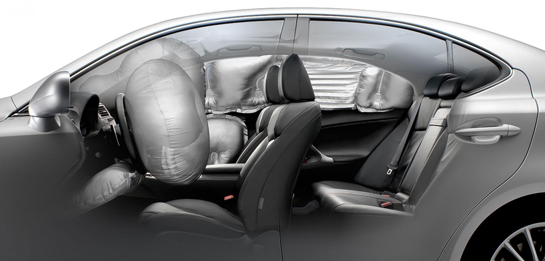 LexusIS_Airbags
